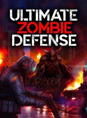 Ultimate Zombie Defense Key Art