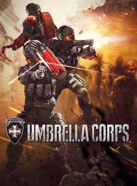 Umbrella Corps Key Art