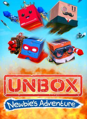 Unbox Key Art