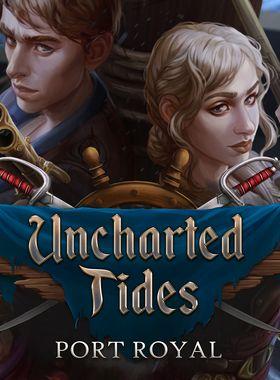 Uncharted Tides: Port Royal Key Art