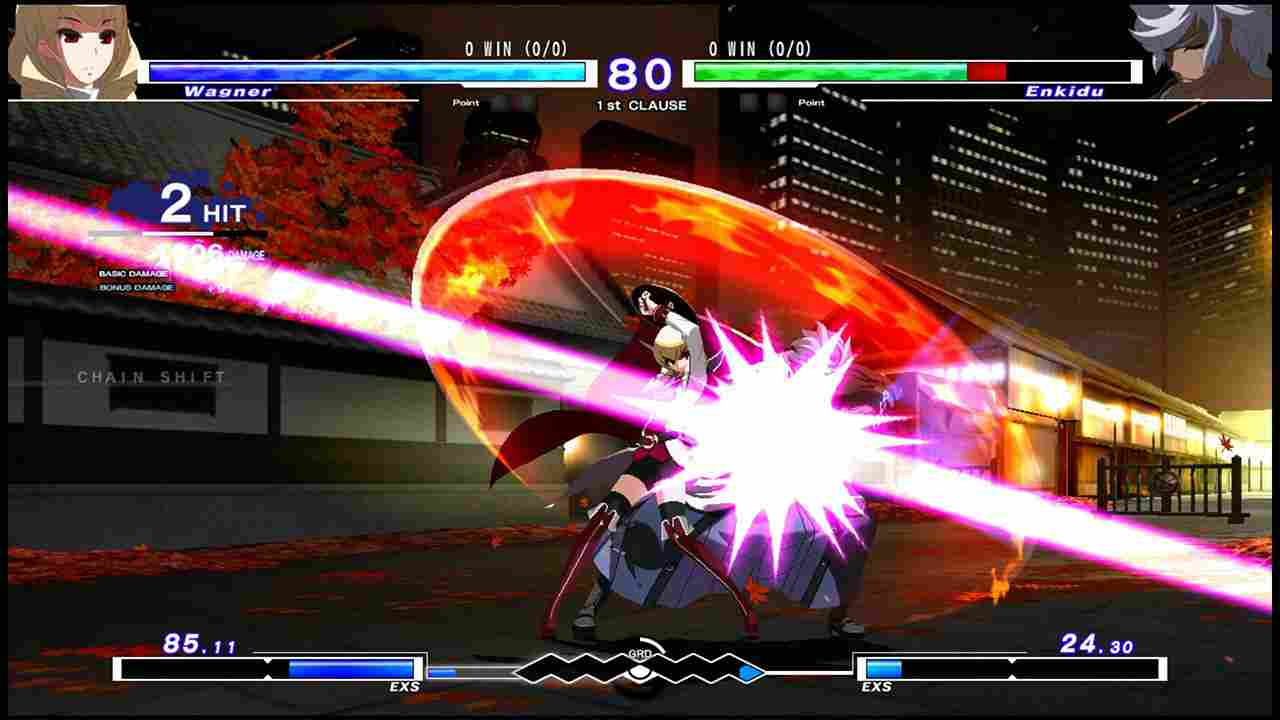 UNDER NIGHT IN-BIRTH Exe:Late[st] Thumbnail