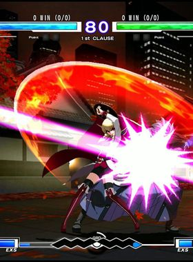 UNDER NIGHT IN-BIRTH Exe:Late[st] Key Art