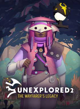 Unexplored 2: The Wayfarer's Legacy Key Art