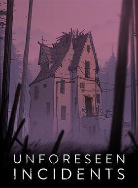 Unforeseen Incidents Key Art