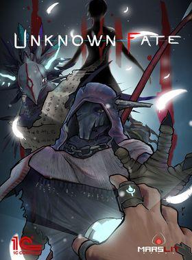 Unknown Fate Key Art