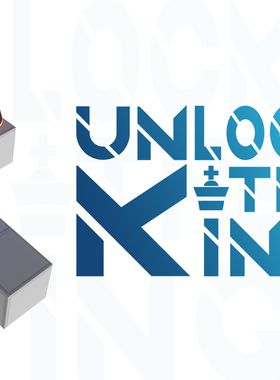 Unlock The King 2 Key Art