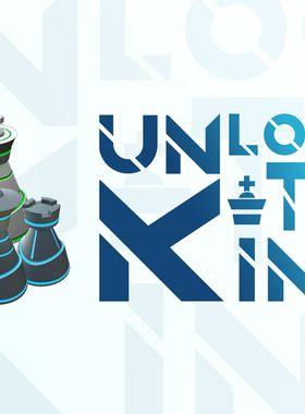 Unlock The King Key Art