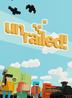 Unrailed! Key Art