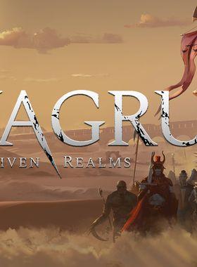 Vagrus - The Riven Realms Key Art