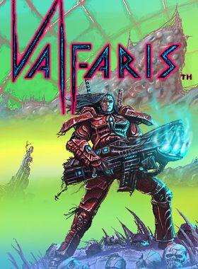 Valfaris Key Art