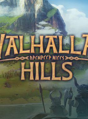 Valhalla Hills Key Art