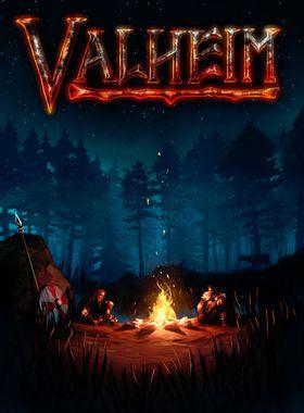 Valheim Key Art