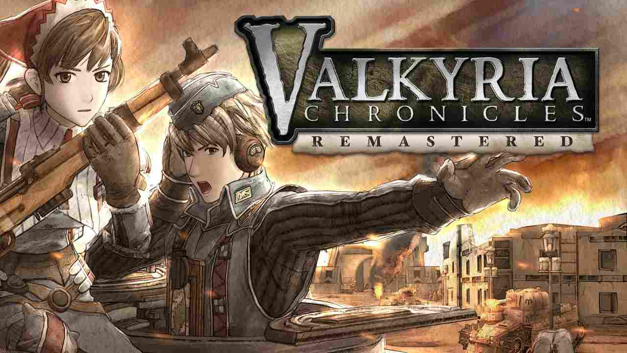 Valkyria Chronicles Thumbnail