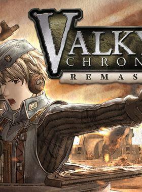 Valkyria Chronicles Key Art