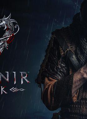 Valnir Rok Survival RPG Key Art