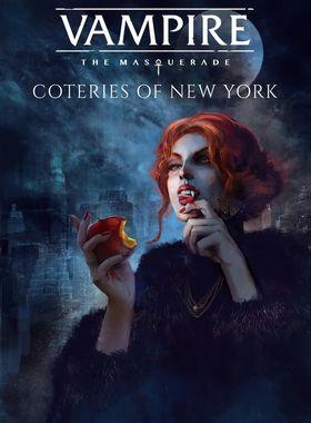 Vampire: The Masquerade - Coteries of New York Key Art