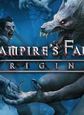 Vampire's Fall: Origins Key Art
