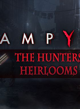 Vampyr - The Hunters Heirlooms Key Art