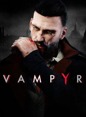 Vampyr Key Art