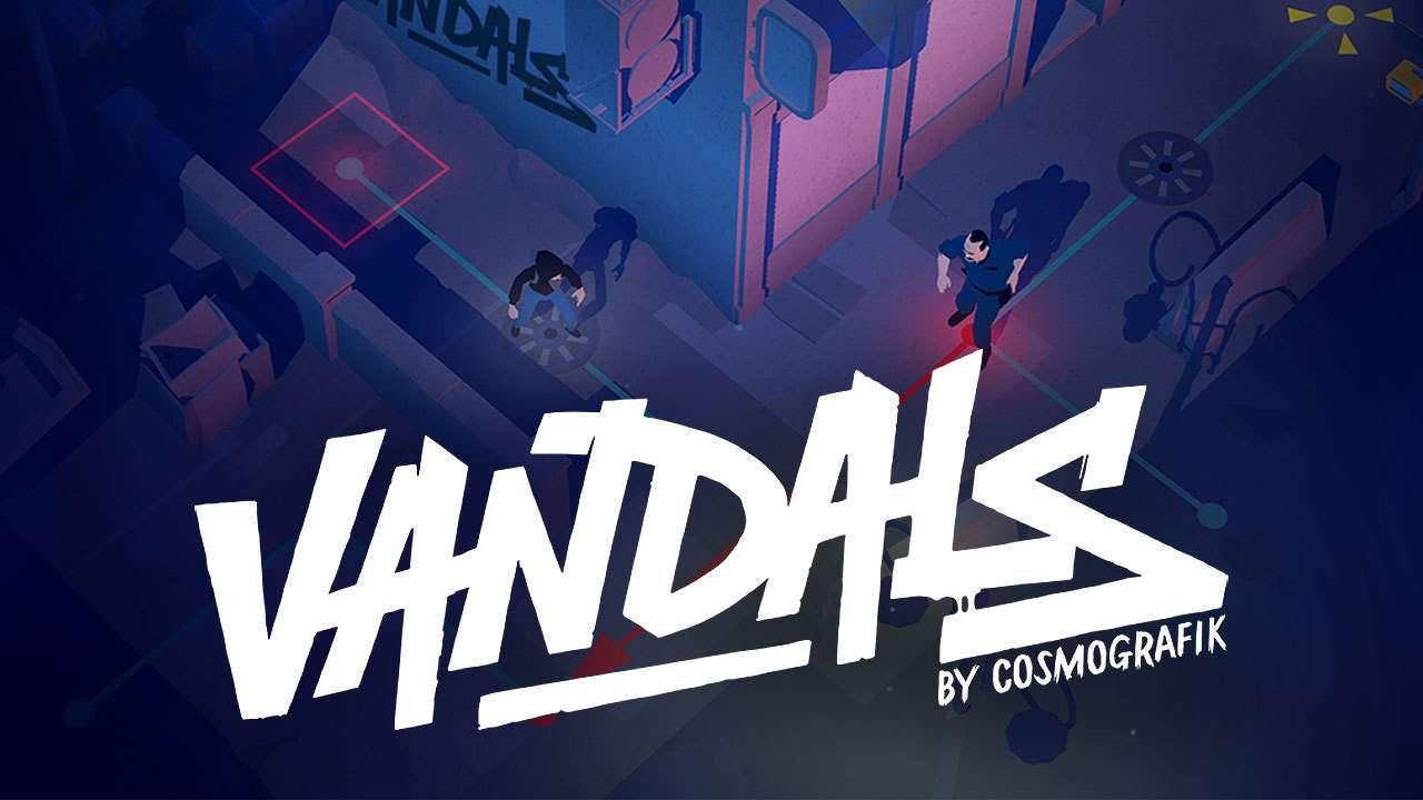 Vandals Background Image