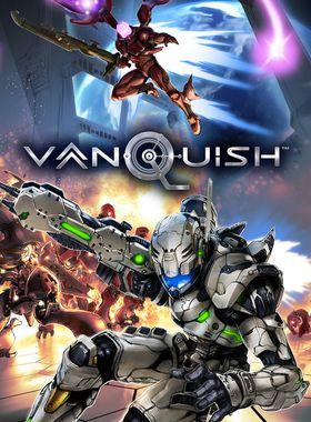 Vanquish Key Art