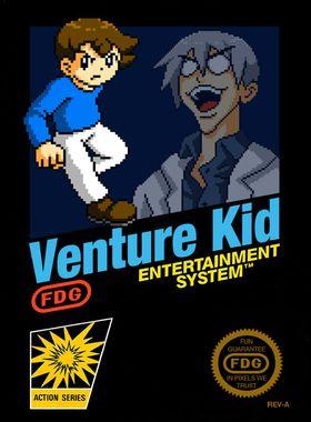 Venture Kid Key Art