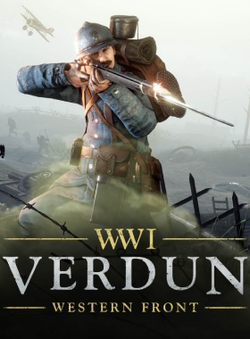 Verdun Key Art