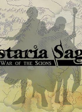 Vestaria Saga 1: War of the Scions Key Art