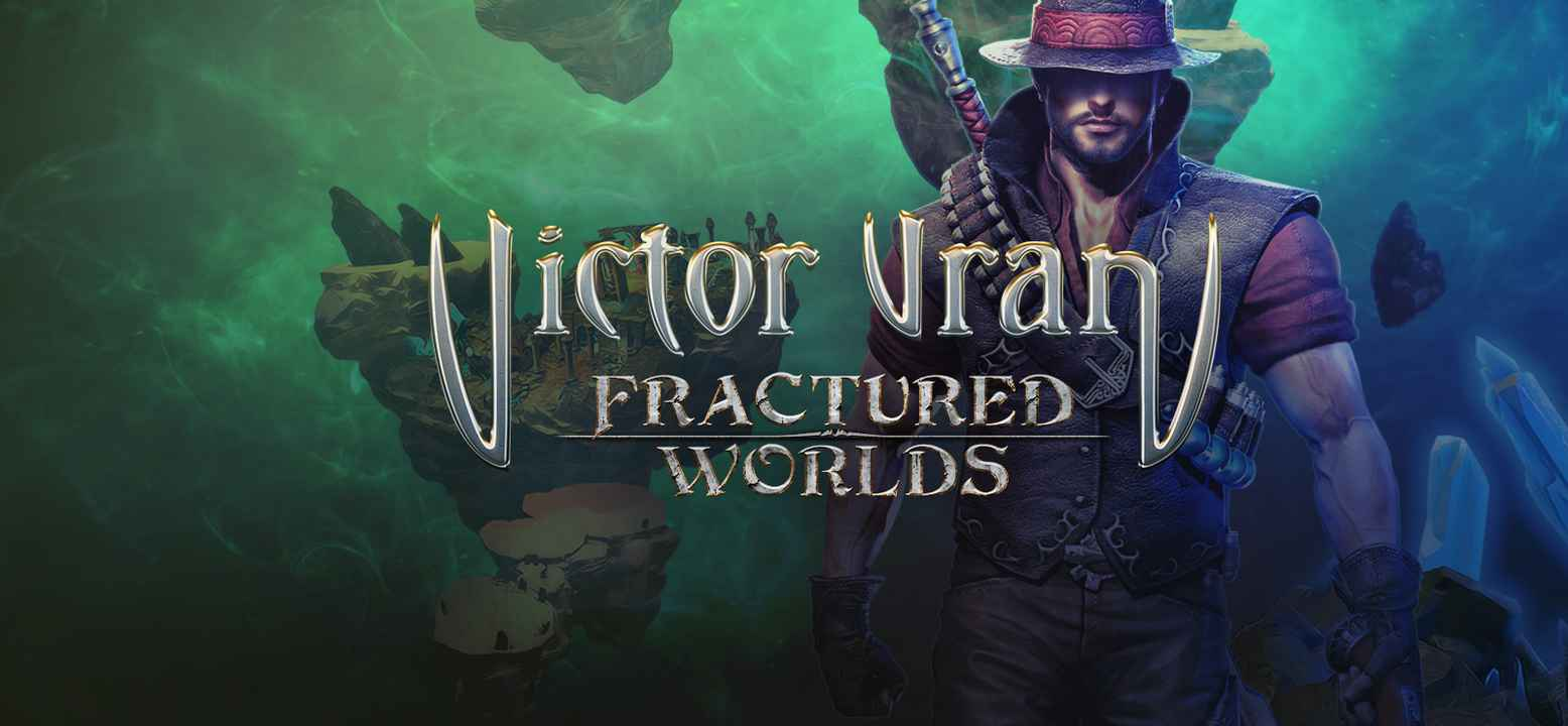 Victor Vran: Fractured Worlds Background Image
