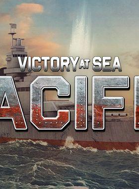 Victory At Sea Pacific Key Art