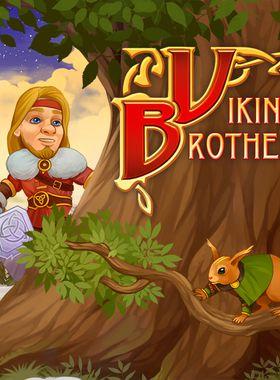 Viking Brothers 6 Key Art