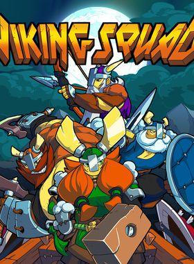 Viking Squad Key Art
