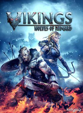 Vikings: Wolves of Midgard Key Art