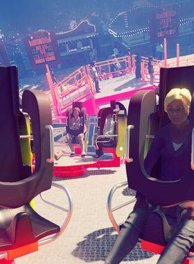 Virtual Rides 3 - Funfair Simulator Key Art