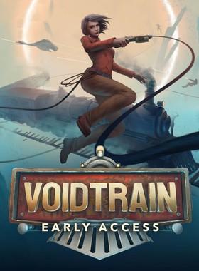 Voidtrain Key Art