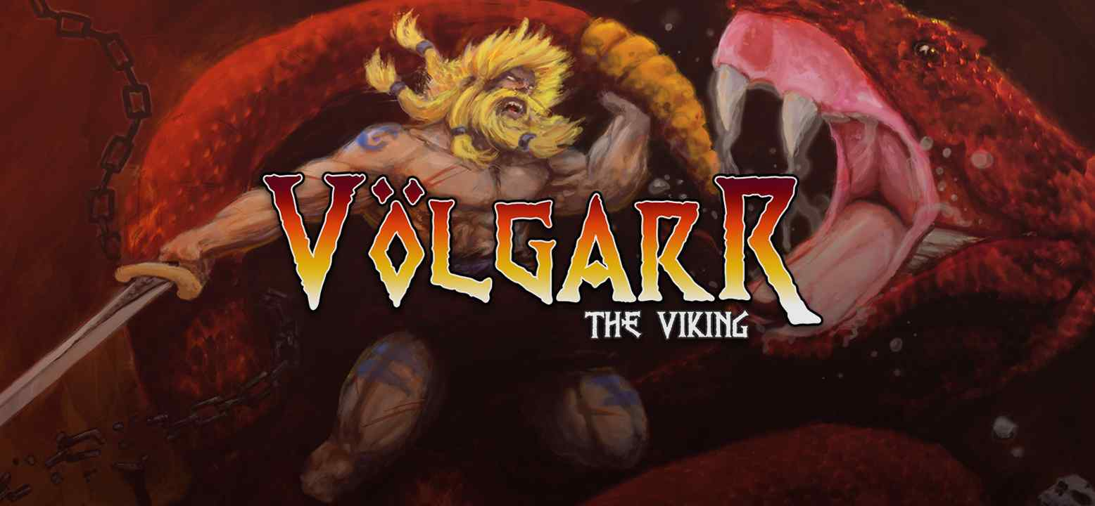 Volgarr the Viking Background Image