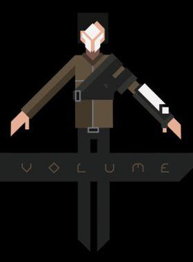 Volume Key Art