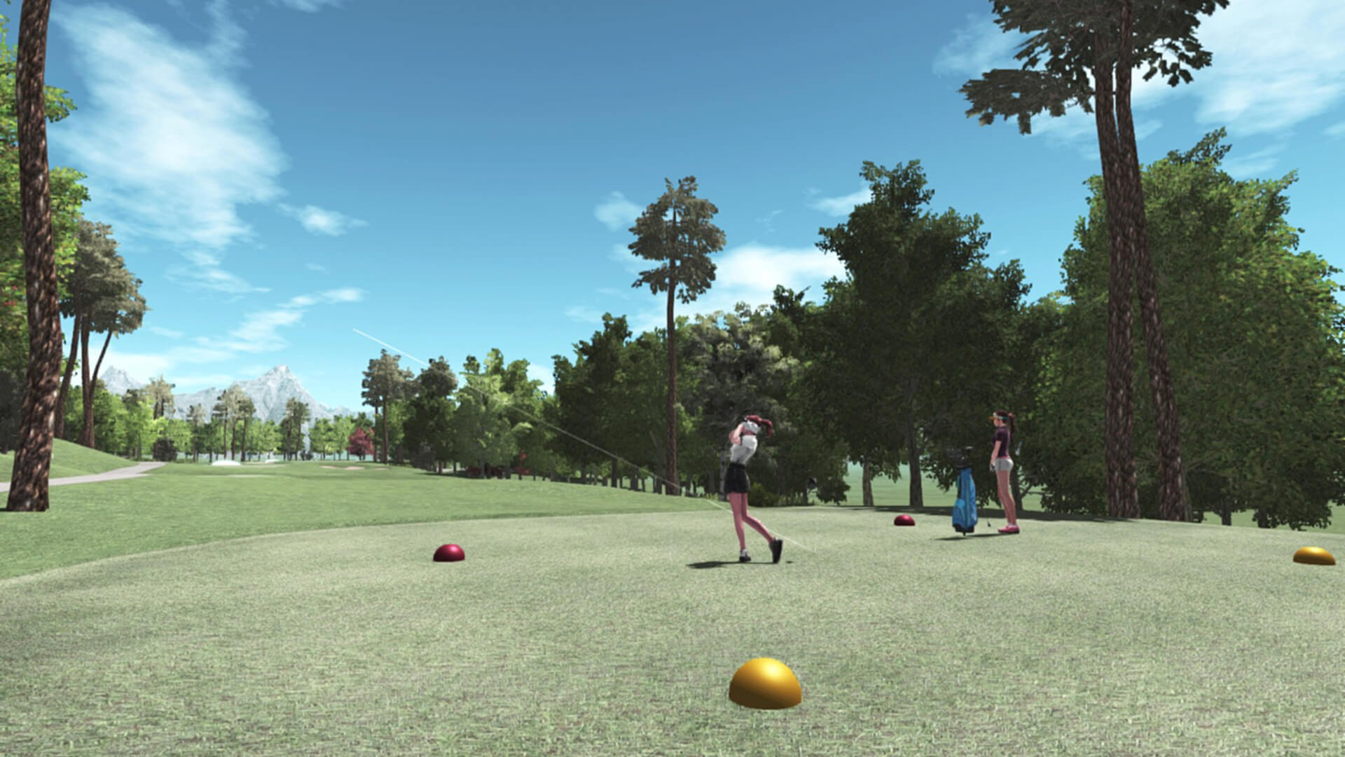 VR Golf Online Video