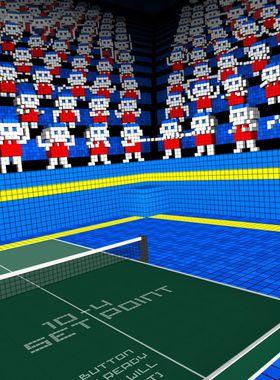 VR Ping Pong Key Art