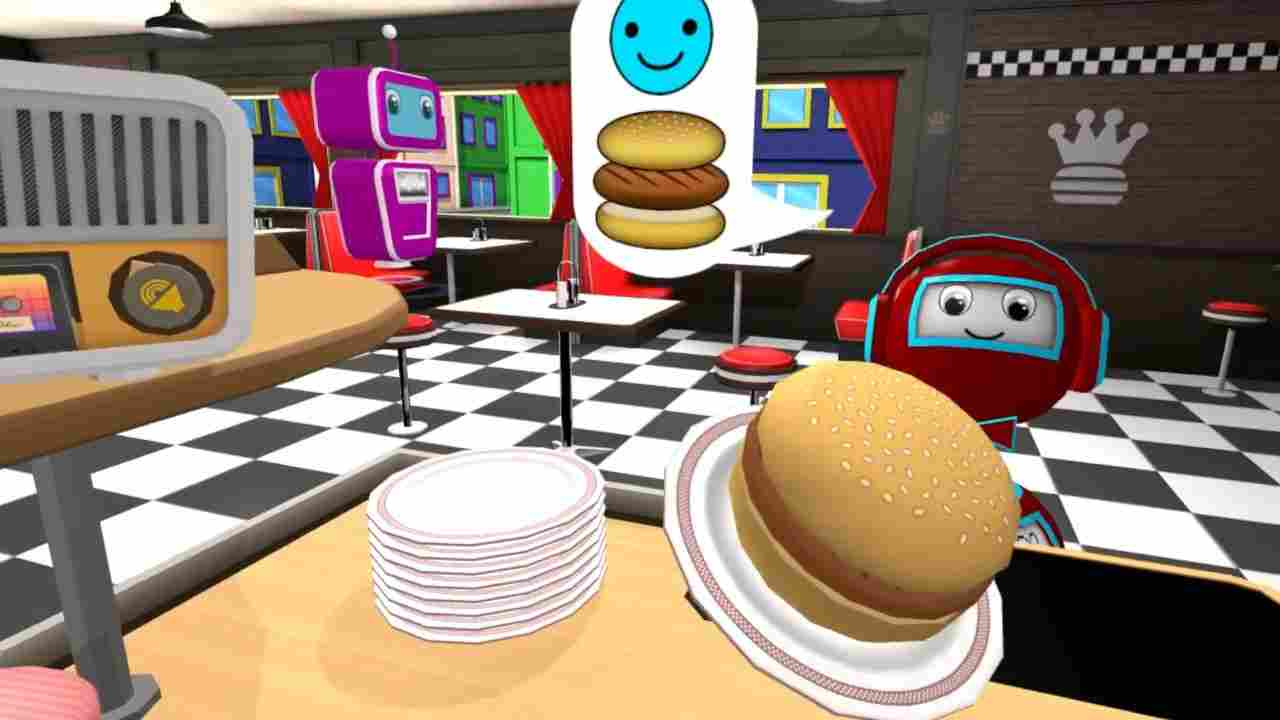 VR The Diner Duo Thumbnail