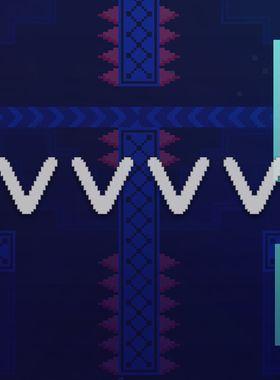 VVVVVV Key Art