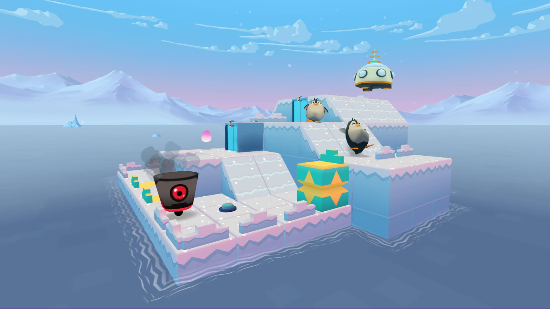 Waddle Home (VR)