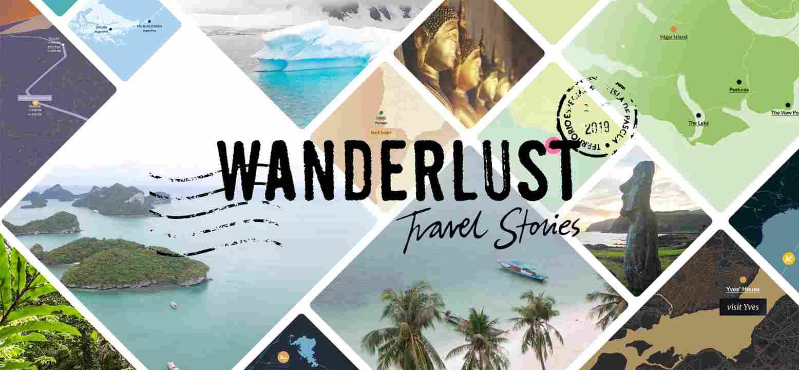 Wanderlust: Travel Stories
