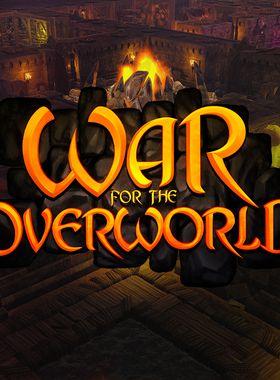 War for the Overworld Key Art