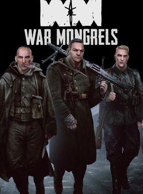 War Mongrels Key Art