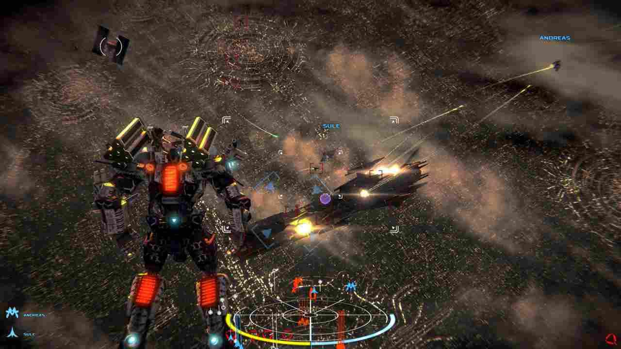 War Tech Fighters Thumbnail