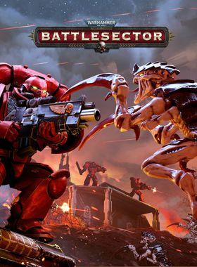 Warhammer 40,000: Battlesector Key Art