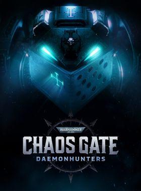 Warhammer 40,000: Chaos Gate - Daemonhunters Key Art