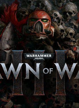 Warhammer 40000: Dawn of War 3 Key Art