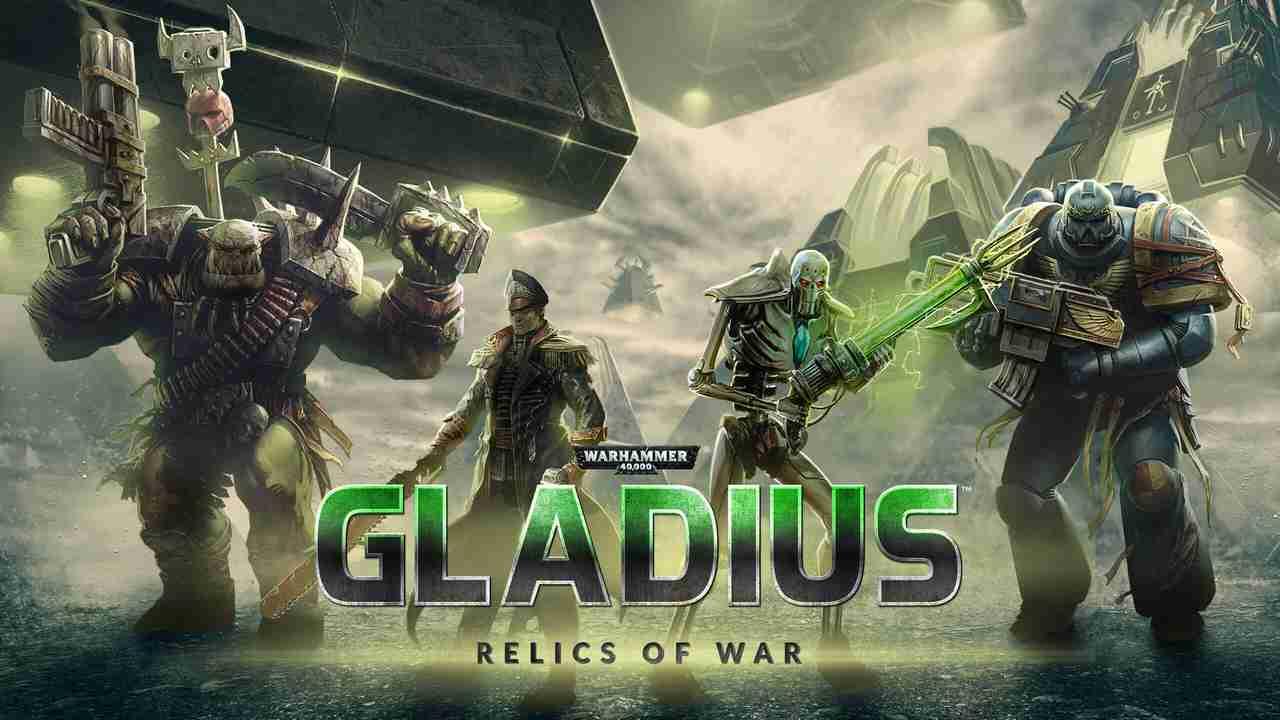 Warhammer 40,000: Gladius - Relics of War Thumbnail